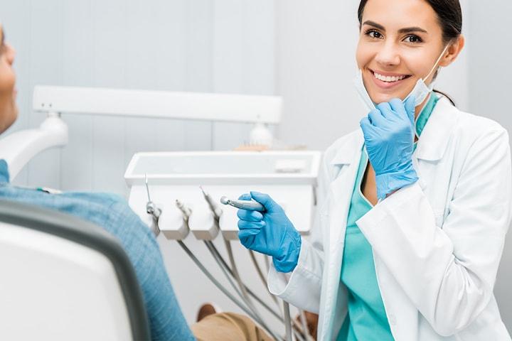 Tannlegeundersøkelse hos Yndis-tannlegene