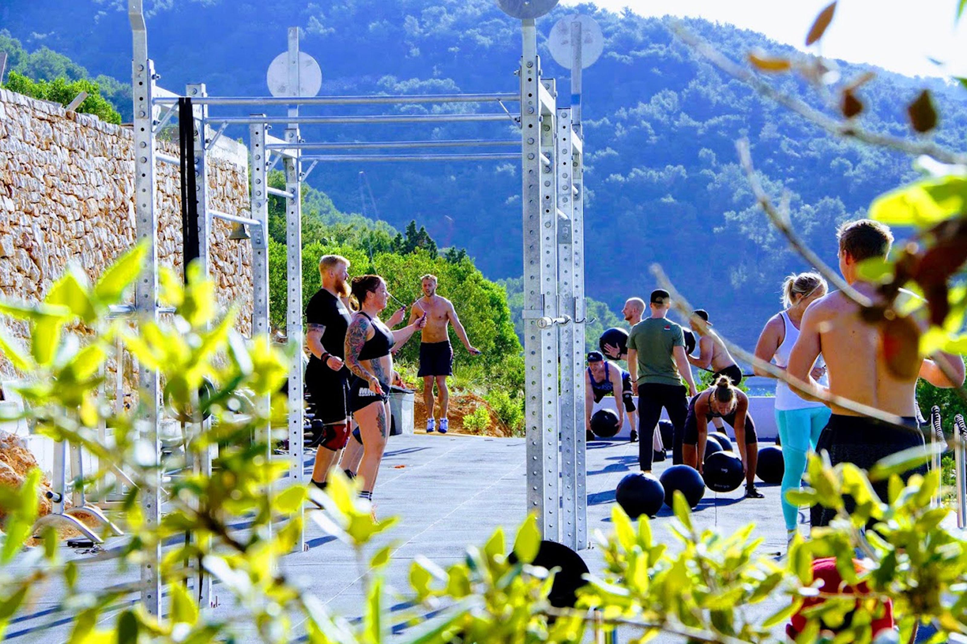 Träningsvecka i Kroatien