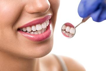 Tandundersökning hos VF tandläkarna