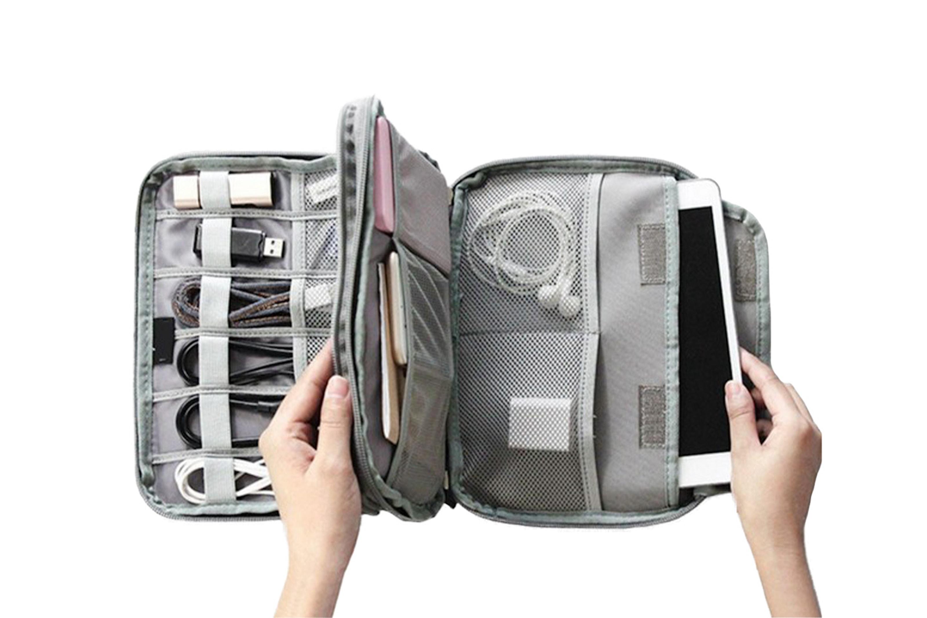 Förvaringsväska för teknikprylar
