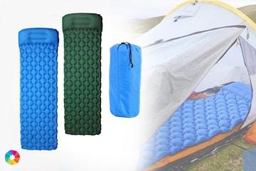 Oppblåsbar madrass