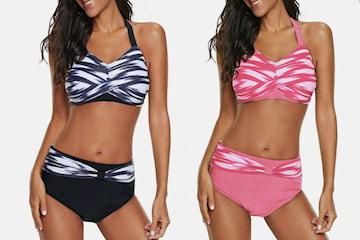 Bikini med push-up