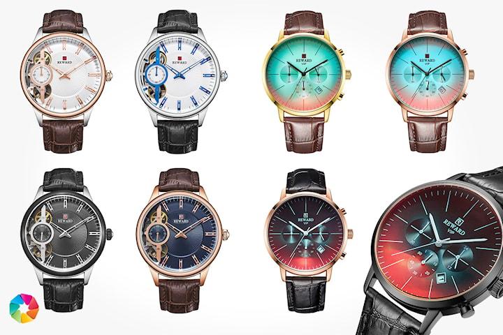 Stilige klokker | Tilbud, rabattkoder og deals Opp til 90
