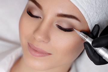 Permanent makeup - lipliner eller eyeliner hos Beauty Senter i Drammen