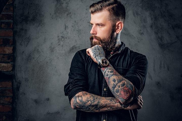 Tatuering hos All-in Bodyart