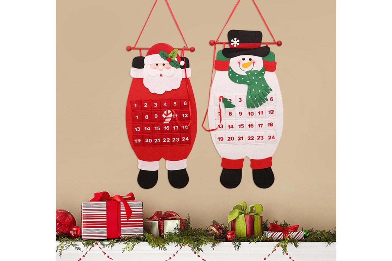 Julekalender med 24 lommer