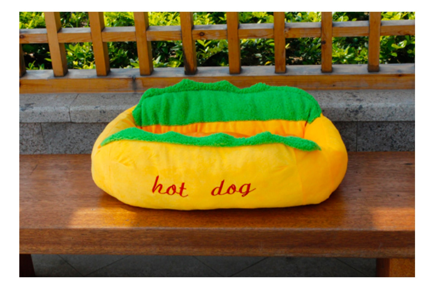 Hot dog-hundeseng