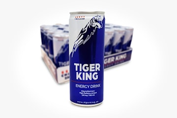 Tigerking energidryck 24-pack