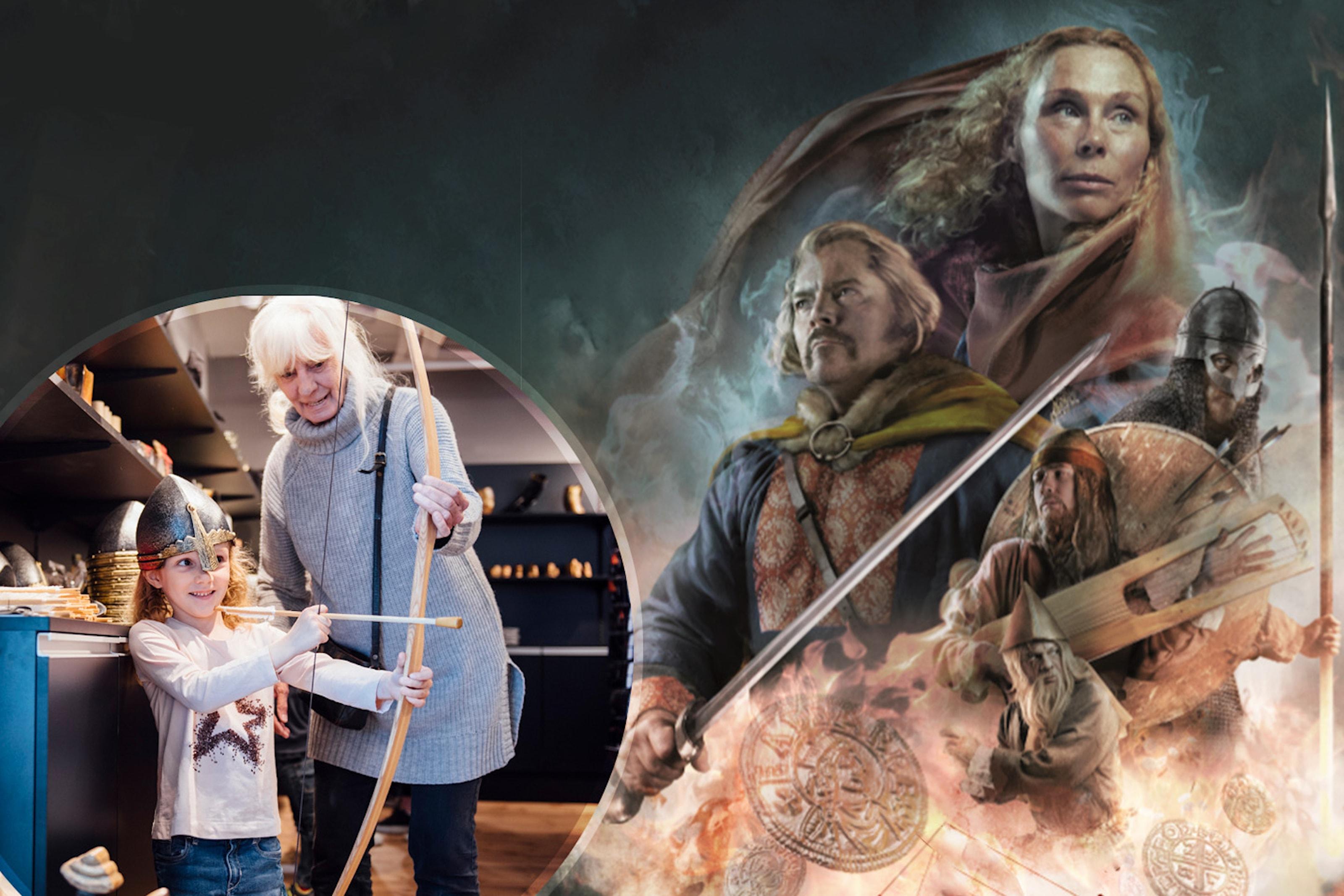 Inträde till Vikingaliv