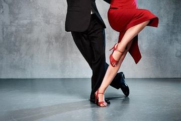 Argentinsk tango, 4 veckors kurs