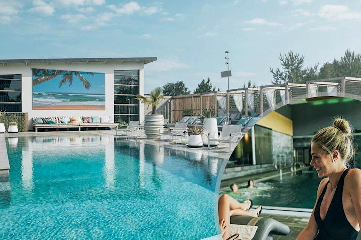 Spa med övernattning för 2 på Sankt Jörgen Park Resort