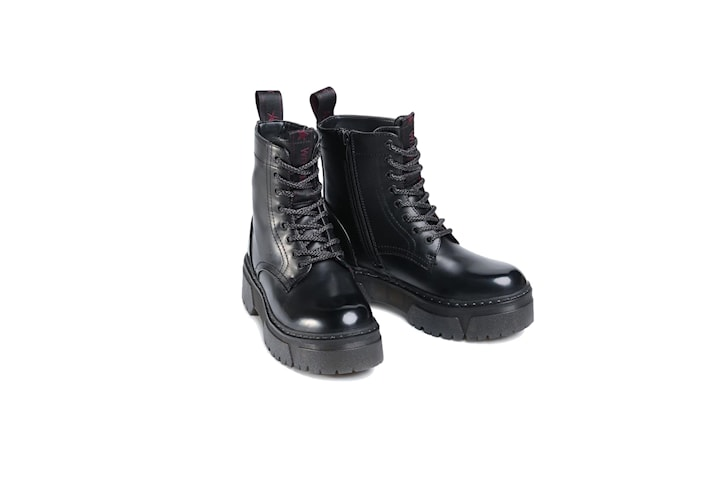 Wrangler Piccadilly Hi Polished Boots