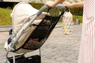 Oppbevaringsnett til barnevogn
