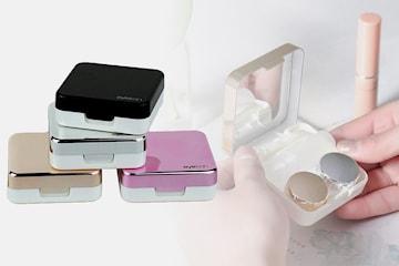 Förvaringsbox för kontaktlinser