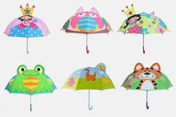 Paraply til barn