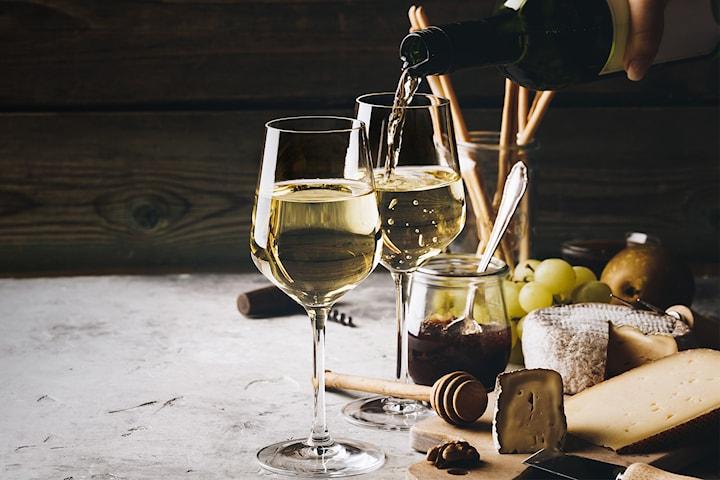 Burgund vinaften 28.01.2021 (Chablis, Pinot Noir og Chardonnay fra Burgund)