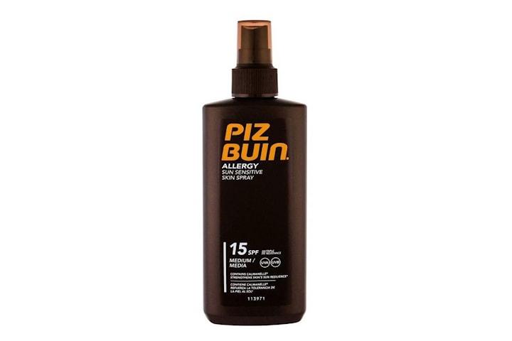 Piz Buin Allergy Sun Sensitive Skin Spray SPF15 200ml