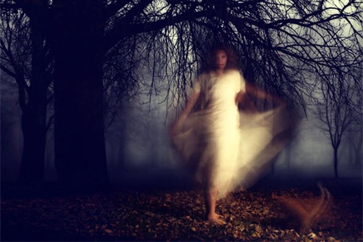 Presentkort på spökvandring med skådespelare