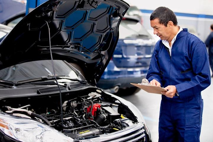 Service hos Expert bilvård