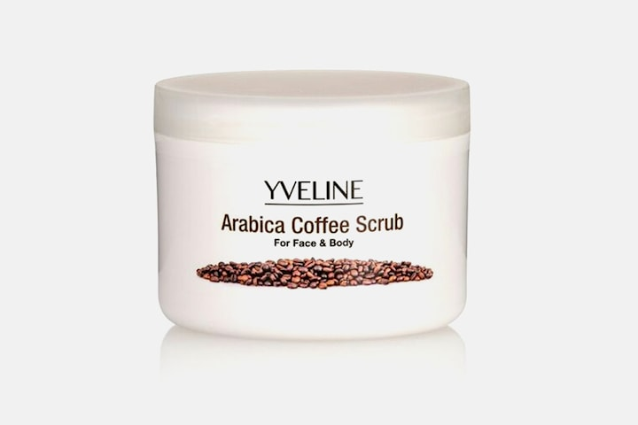 Yveline Arabica Coffee Scrub 215 ml