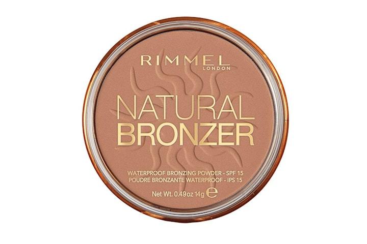 Rimmel London Natural Bronzer - 021 Sun Light 14g