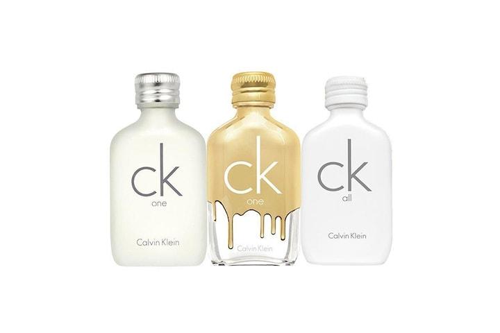 Giftset Calvin Klein CK 3 x Edt 50ml