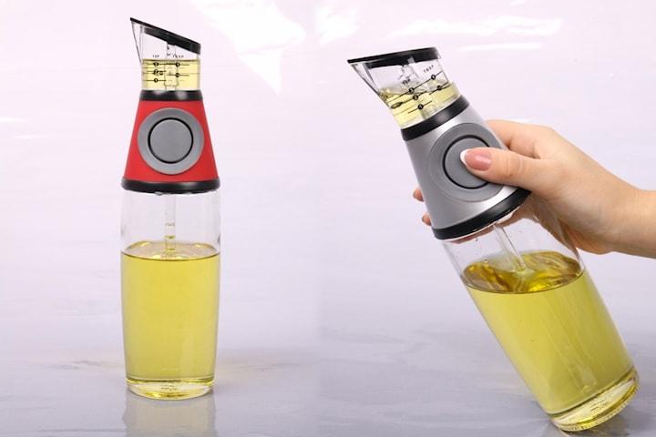 Dispenser til olje og eddik