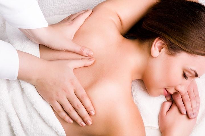 Massage 30 minuter i Linné