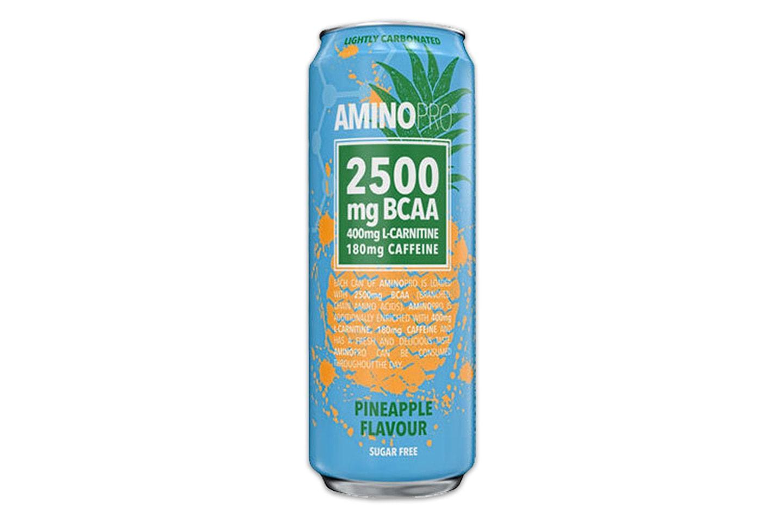 Aminopro BCAA energidrikke 24-pack