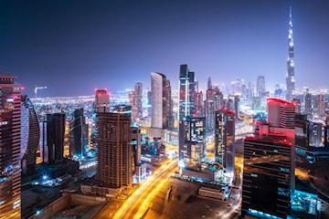 Paketresa med flyg till Dubai inkl. 6 nätter