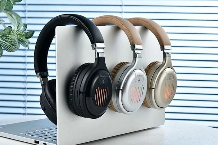Trådløse hodetelefoner HJCE TM-061