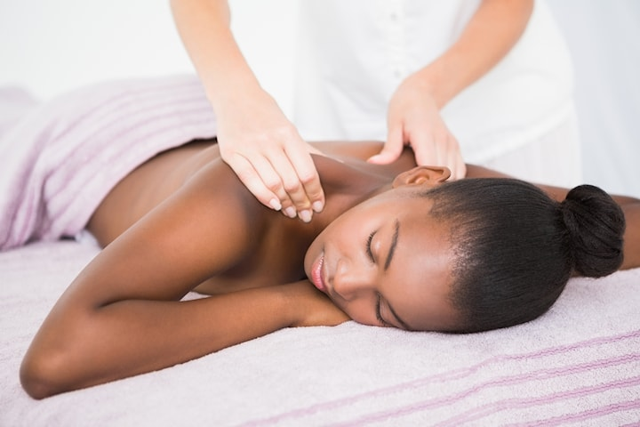 Helkroppsmassage hos A.Kroppsharmonie 50 min