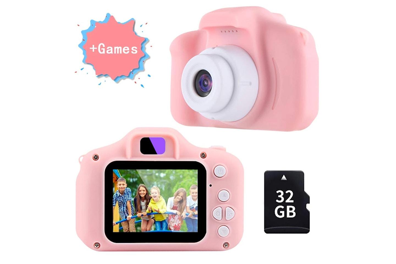 Creative Kids Camera 720P/1080P digitalkamera