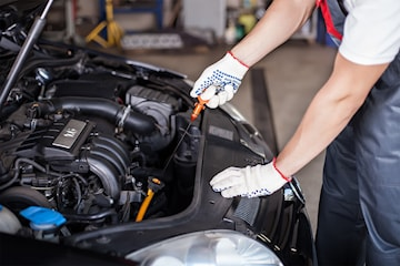 Ta sommerservicen med stor bilservice hos Ringen Bilverksted
