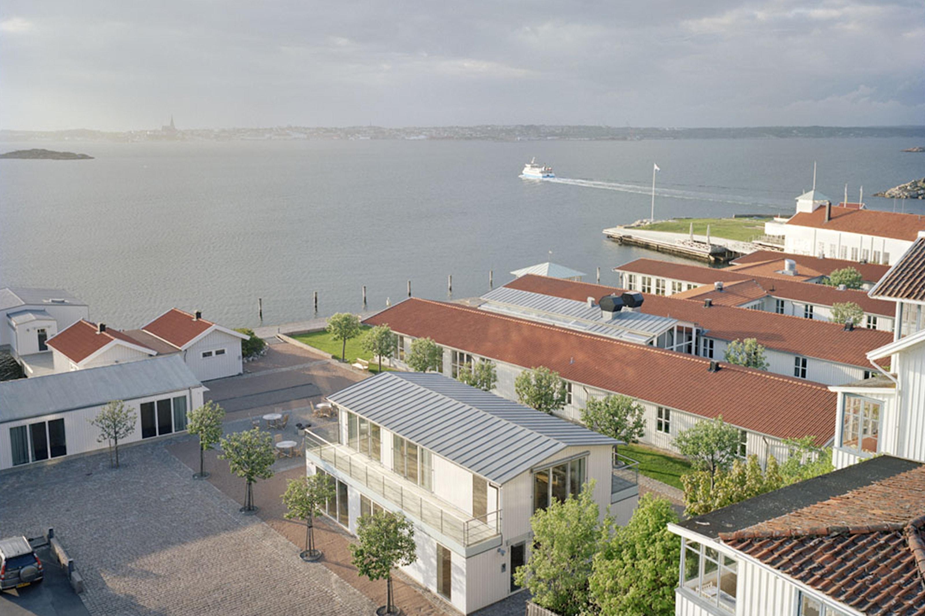 Västkustmys för 2 på Gullmarsstrand hotell