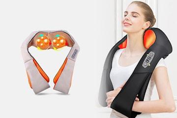 Massasjeapparat for nakken