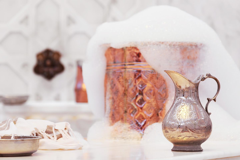 Turkiskt hamam-spa med massage (1 av 1)
