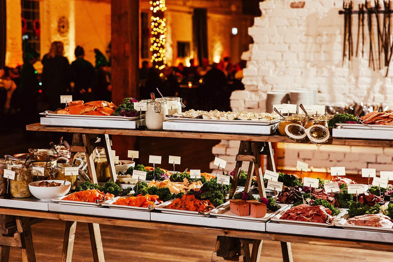 Julbordspaket för 2 på Schenströmska Herrgården