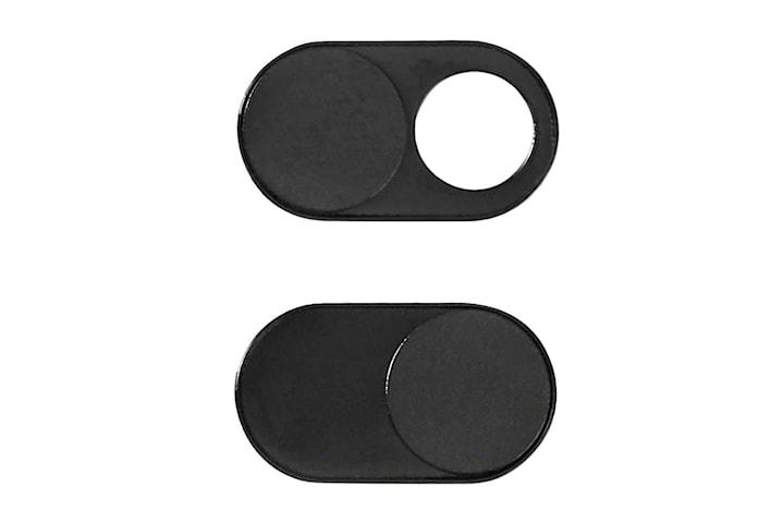 Webbkamera Skydd i Metall - Mobil/Surfplatta/Laptop (3 pack)