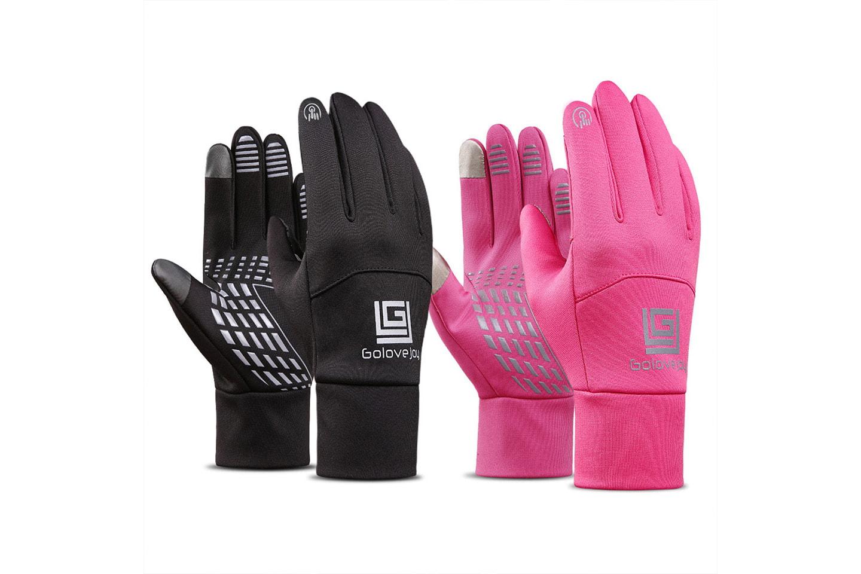 Vind- och vattentäta handskar