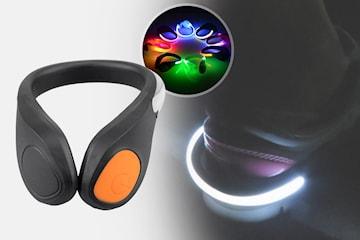 LED-clips till skor