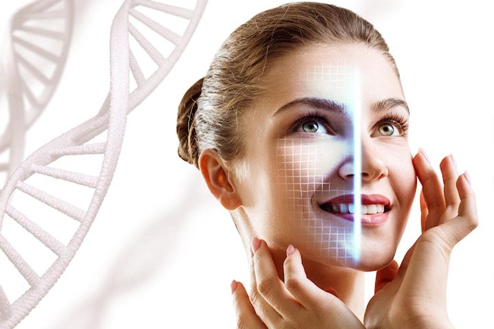 AHA-behandling inkl. hudscan och rejuvenating-mask