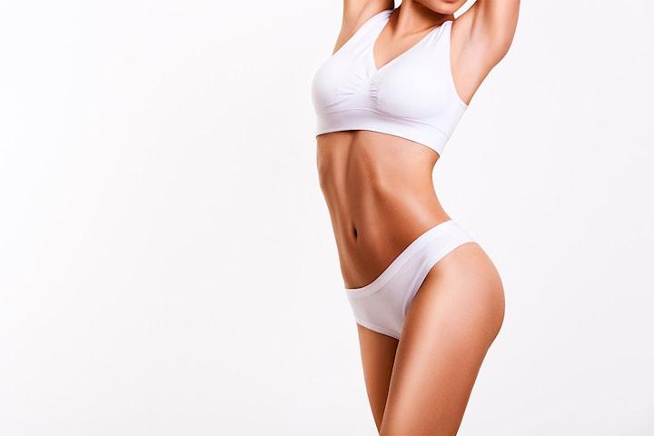 30 eller 60 minutter klassisk-, aroma-massasje eller lymfedrenasje hos Kroppsforming