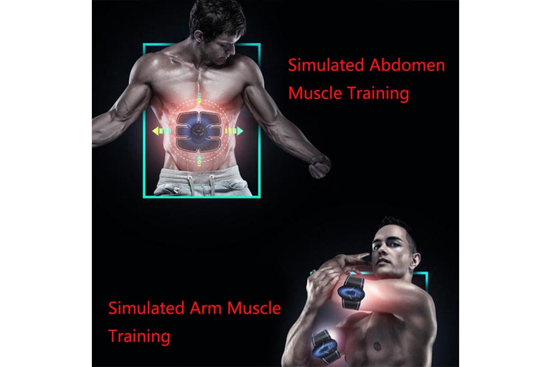 Elektrisk mage- og armtrener