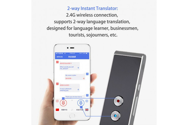 Intelligent oversetter