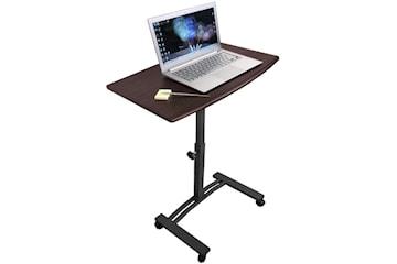 Salute - Justerbart Laptopbord med hjul