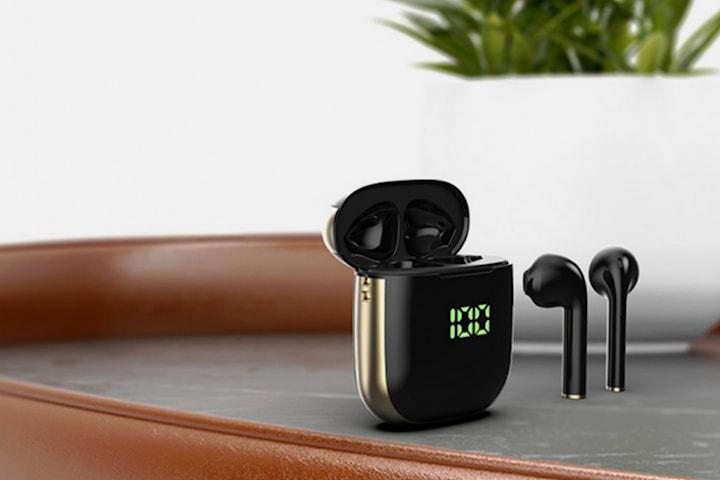 TWS WK60 trådlösa hörlurar