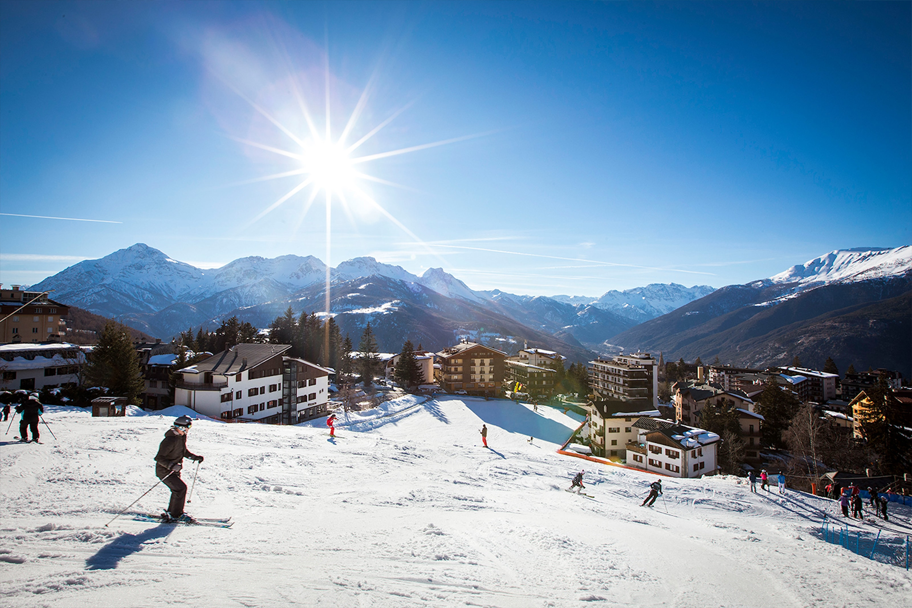 Långweekend i italienska Alperna