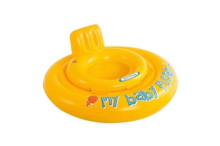 Babybadring, 70 cm - Intex