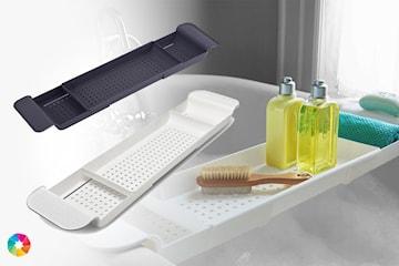 Bricka för badkar